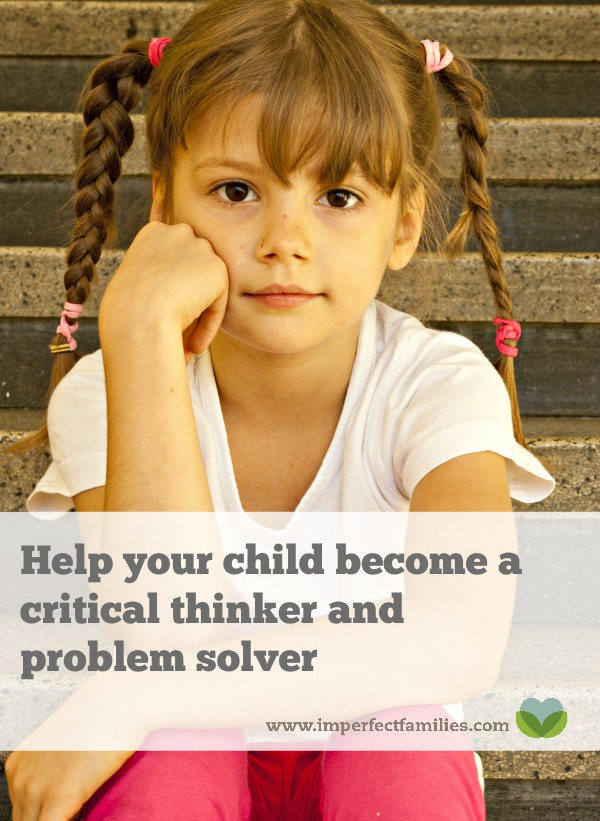 Stop thinking for your kids! Empower your child to be a critical thinker and problem-solver using these tips. dreary-flesh.flywheelsites.com