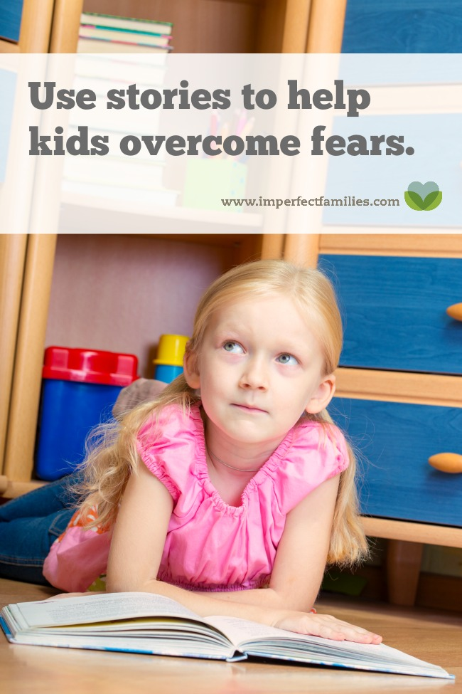 """Help your anxious or worried child feel confident using the power of storytelling. Help your child create new endings to their """"worry stories"""" that show positive alternatives and good coping skills."""