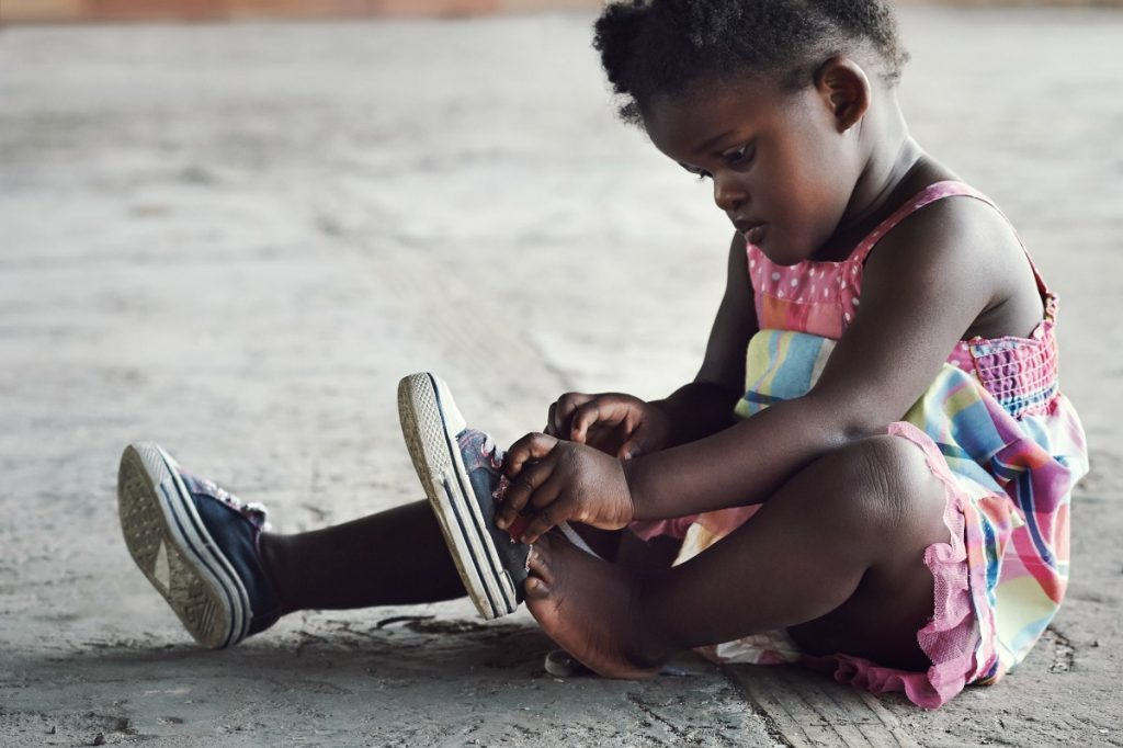 Support your child's independence and problem solving using these 5 steps before you correct or suggest a better solution.