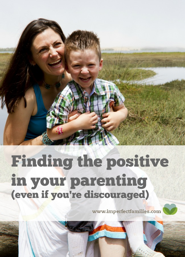 "Learn how to make changes to your parenting without losing the things that make you special! Create a list of your parenting ""keeps"" and ""grows"" using this technique."