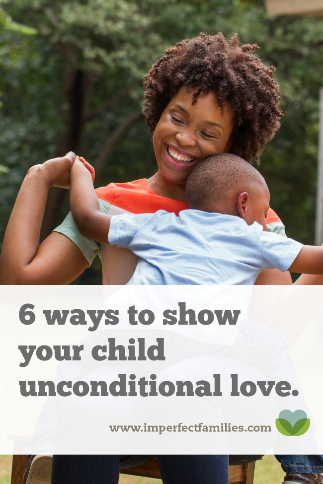 Learn how to love your child even when they are throwing a tantrum or arguing. Do's and Don'ts of loving past your child's behavior.