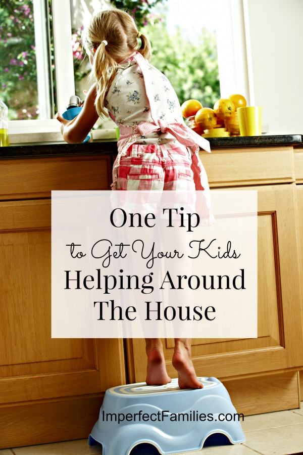 One Tip to Get Your Kids Helping Out Around the House. dreary-flesh.flywheelsites.com