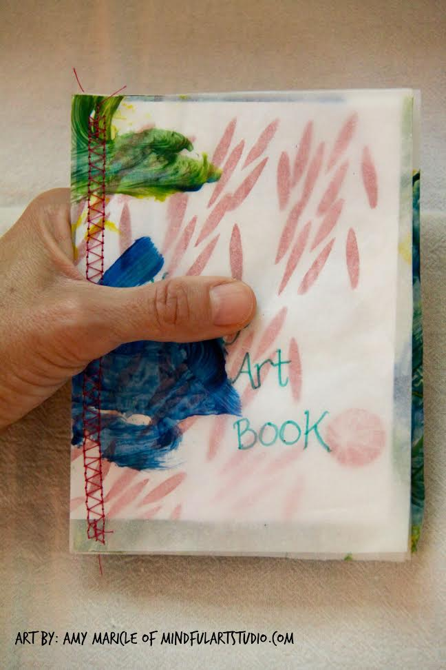 Learn how to connect with your kids through the power of art! Use these art journaling prompts to get you and your child started