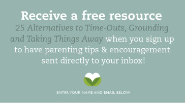 Sign Up: Free Parenting Resource!