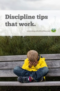 Don't waste a consequence: use these discipline tips that teach and guide your child.