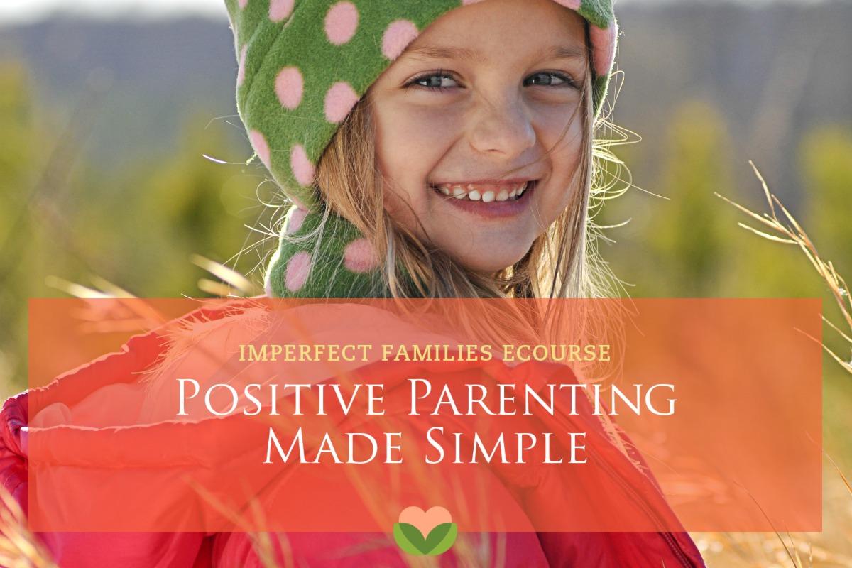 Positive Parenting Made Simple Horizontal