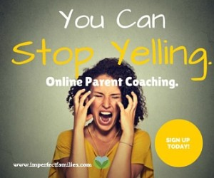Stop Yelling with logo