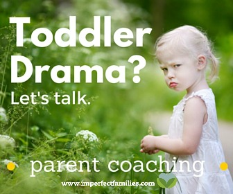 Toddler Drama with logo