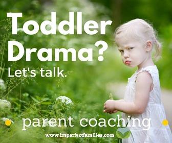 Toddler Drama with logo