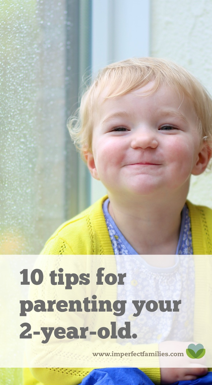 What's normal behavior for your toddler? How do you discipline without using timeouts? Here are 10 tips for parenting your 2-year-old (and your 3-year-old too!)