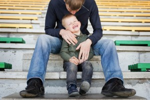 Why your kids need you to step-up (but it's not what you think)