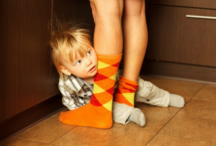 It's hard when your child prefers their other parent. Here are some tips to help you cope!