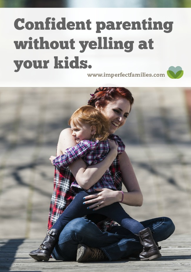 You can be in control,, set limits and boundaries for your kids without yelling. Here are some tips!