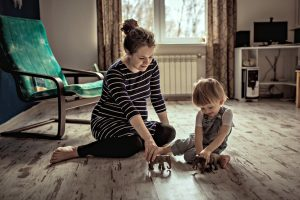 Learning to Embrace Imperfect Parenting