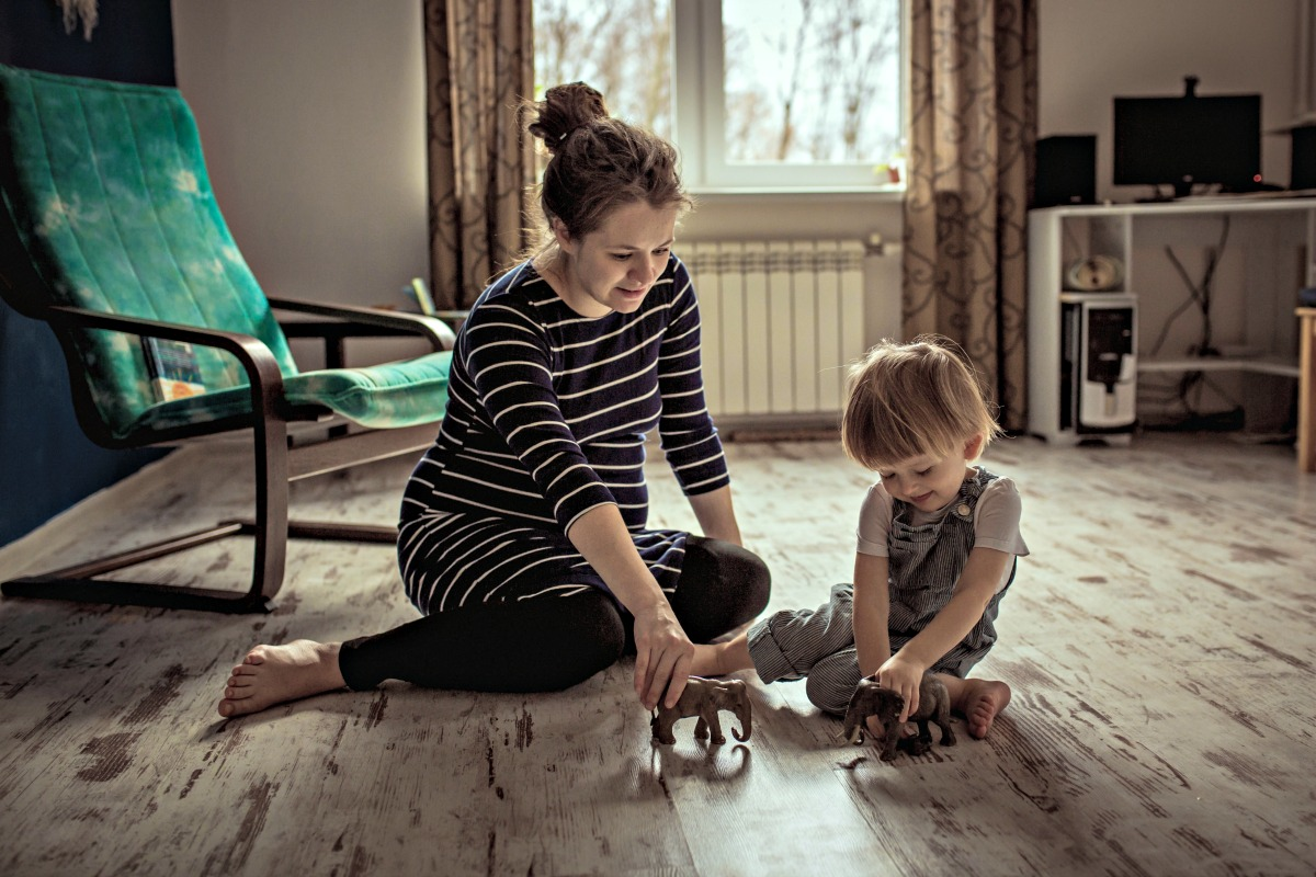 Perfectionism and parenting don't always mix. Here are 4 ways to embrace imperfection in parenting.