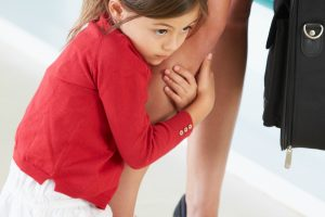 A child can struggle with separation anxiety at any age, here are 7 tips to help you and your child manage these big feelings.