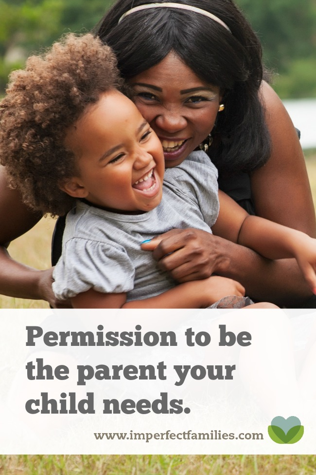 Instead of being overwhelmed by the parenting information out there, become the parent your child needs you to be!