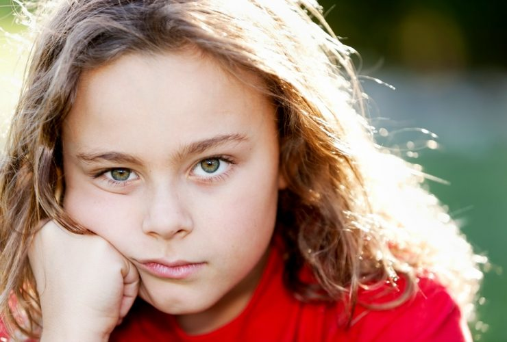What to do when your child will not calm down