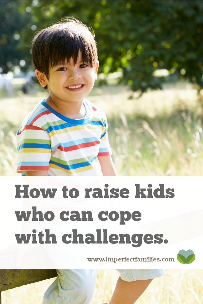 5 fantastic strategies to help your kids cope with big challenges.