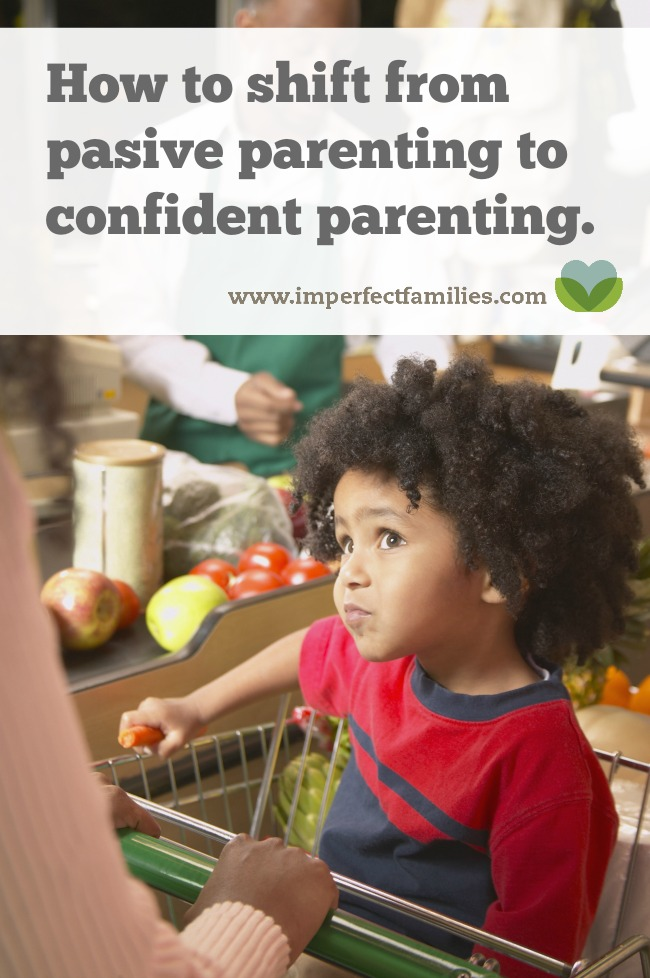 Tired of feeling like your child is in charge? Like you have no power? Use these tips to feel confident in your parenting!