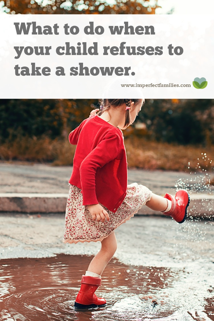Tired of trying to convince your 9-year-old to take a shower? Give these tips a try!