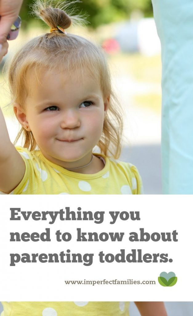 Everything you need to know about parenting toddlers.
