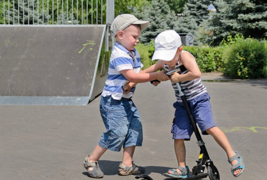 How to parent toddlers and preschoolers: sibling rivalry