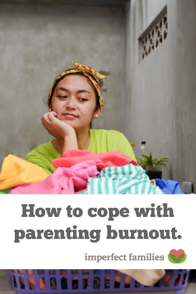 How to cope with parenting burnout