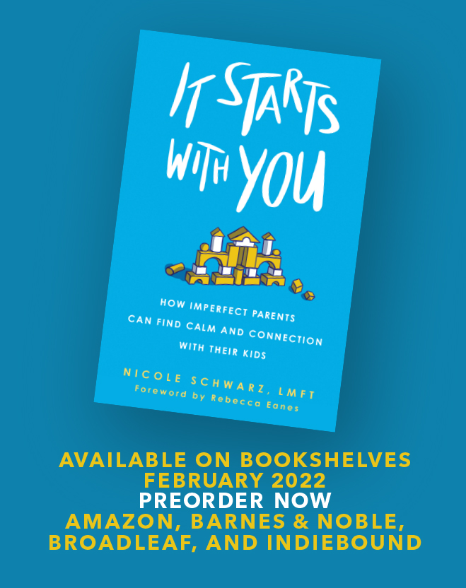 """""""It Starts With You"""" by Nicole Schwarz available for pre-order now"""