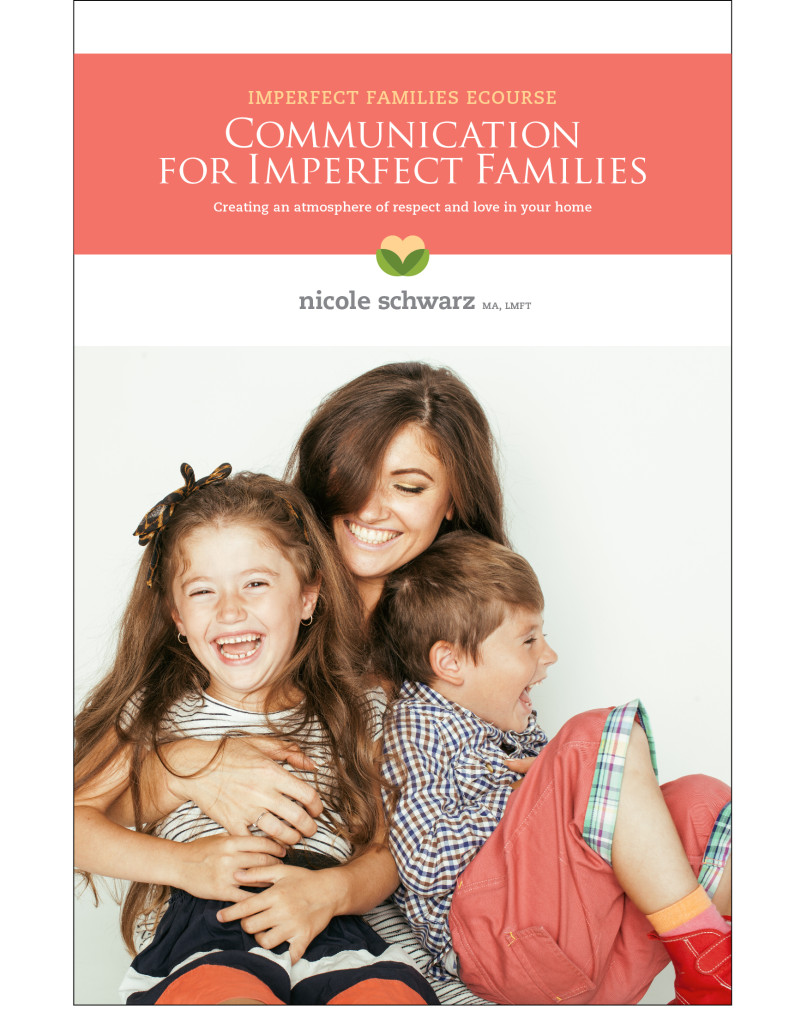 Communication for Imperfect Families